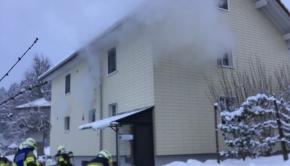 Küchenbrand 11. Januar