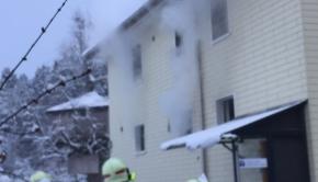 Küchenbrand 11. Januar 02