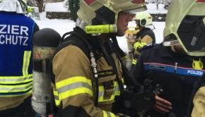 Küchenbrand 11. Januar 03