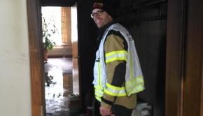 Küchenbrand 11. Januar 09