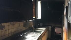 Küchenbrand 11. Januar 13