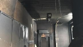 Küchenbrand 11. Januar 17