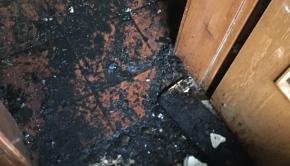 Küchenbrand 11. Januar 19