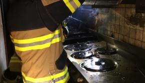 Küchenbrand 11. Januar 24