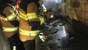 Küchenbrand 11. Januar 25