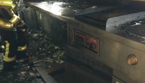 Küchenbrand 11. Januar 27