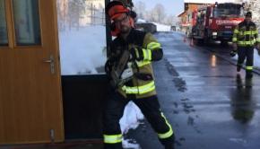 Küchenbrand 11. Januar 29