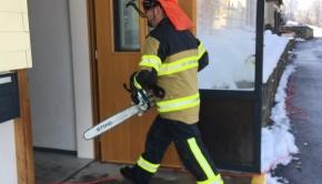 Küchenbrand 11. Januar 30