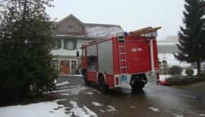 Küchenbrand Holz 08.02. 01