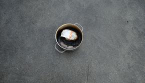 Küchenbrand Holz 08.02. 04